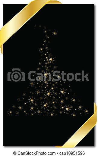 木, クリスマス - csp10951596