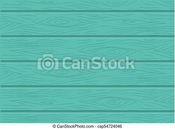 木, ベクトル, 緑, 手ざわり, 背景 - csp54724046