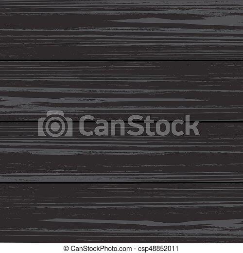 木, 黒, 手ざわり, 背景 - csp48852011