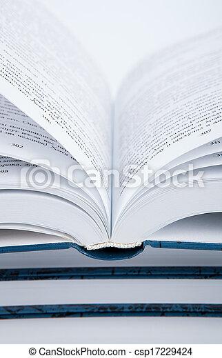 本, ページ - csp17229424