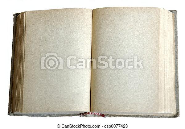 本, 古い - csp0077423