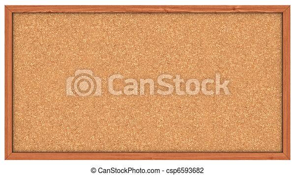板, コルク - csp6593682