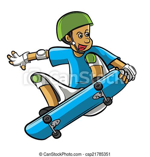 板, スケート - csp21785351