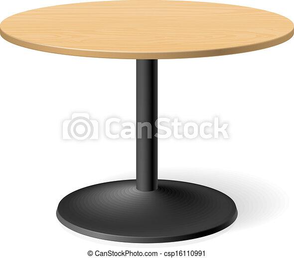 桌子, 輪 - csp16110991
