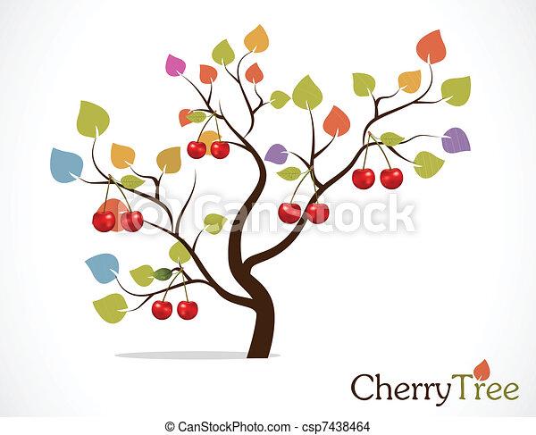 桜の木 - csp7438464