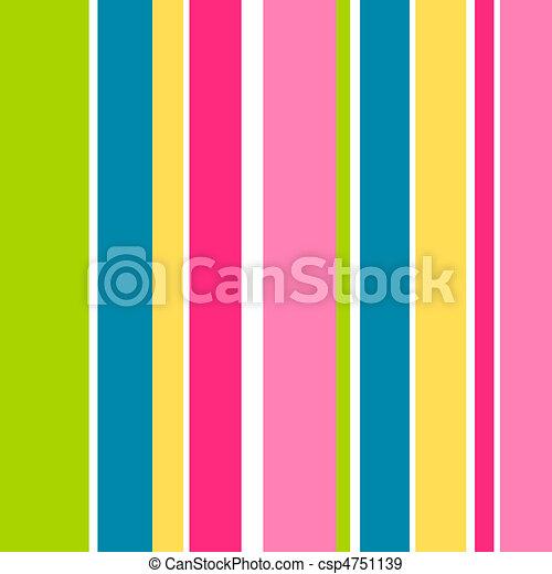 條紋, 糖果 - csp4751139