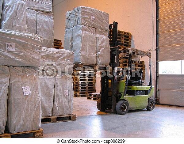 棘瓜卡車, 舉起 - csp0082391