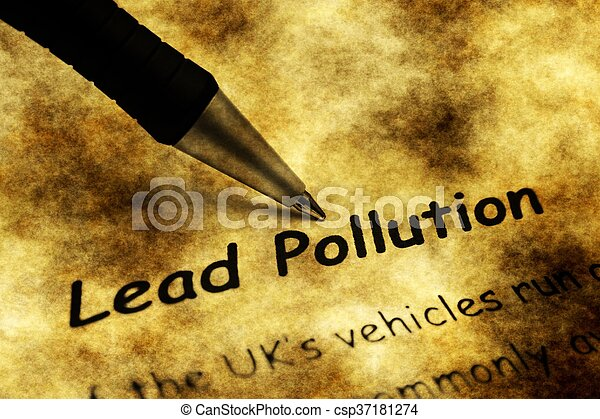 概念, グランジ, リード, 汚染 - csp37181274