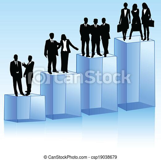 概念, ビジネス - csp19038679