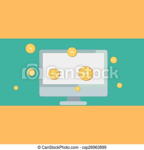 概念, ビジネス - csp26963899