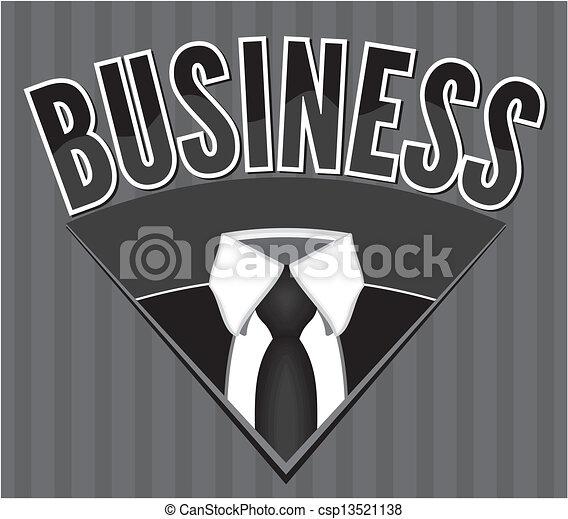 概念, ビジネス - csp13521138
