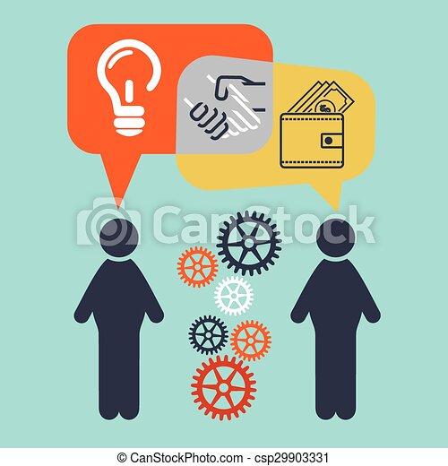 概念, ビジネス - csp29903331