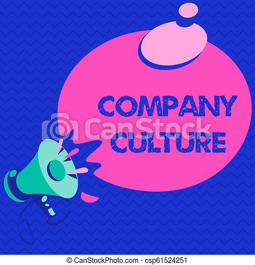 概念, 単語, ビジネス, テキスト, 会社, 仕事, 執筆, 環境, 要素, culture., 従業員 - csp61524251