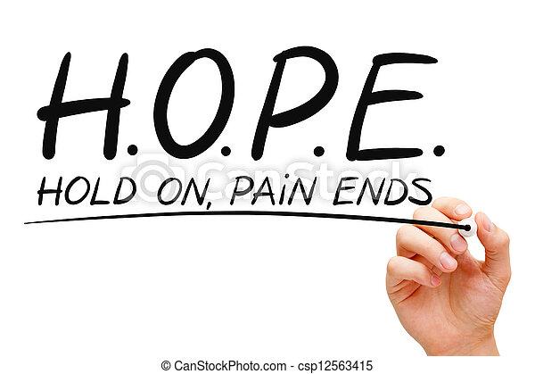概念, 希望 - csp12563415