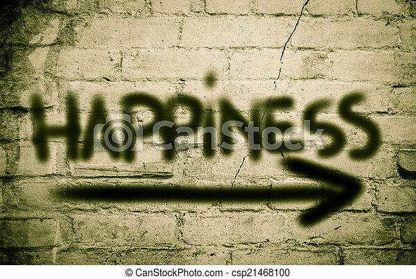 概念, 幸福 - csp21468100