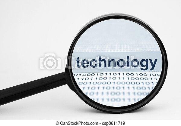 概念, 技術 - csp8611719