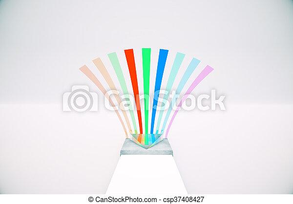 概念, 考え, 創造的 - csp37408427