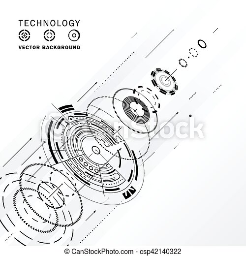 構成, 技術, デザイン - csp42140322