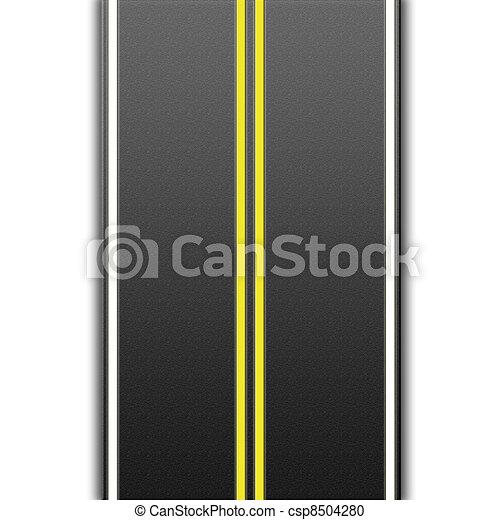 標號, 高速公路, 路 - csp8504280