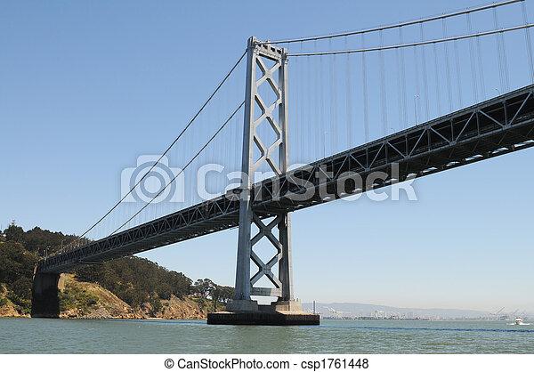 橋, 湾 - csp1761448