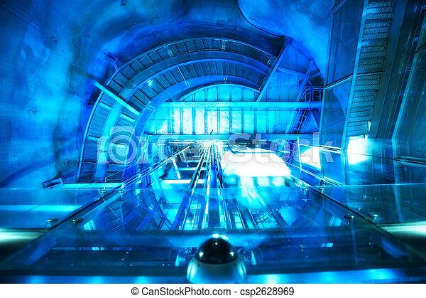 機械, 抽象的, 未来派 - csp2628969