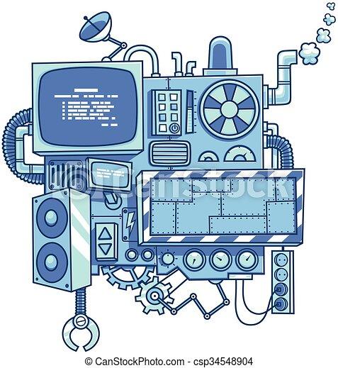機械, 2 - csp34548904