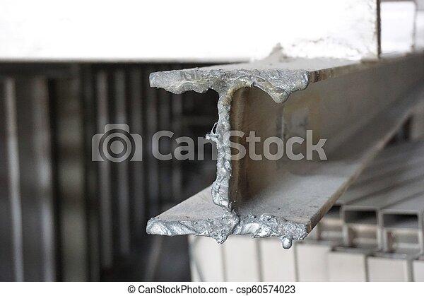 橫樑, 金屬 - csp60574023