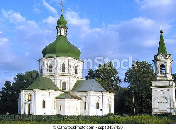 正統 教会 - csp18457430