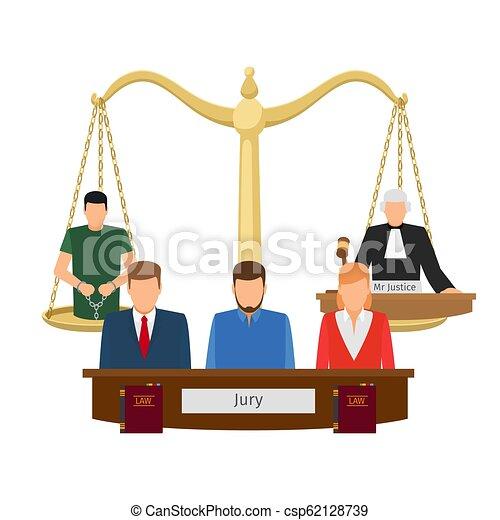 正義, 概念, スケール - csp62128739
