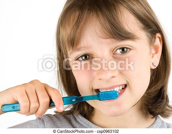 歯の健康 - csp0963102