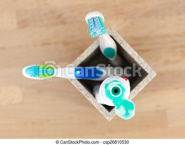 歯医者の, hygene - csp26810530