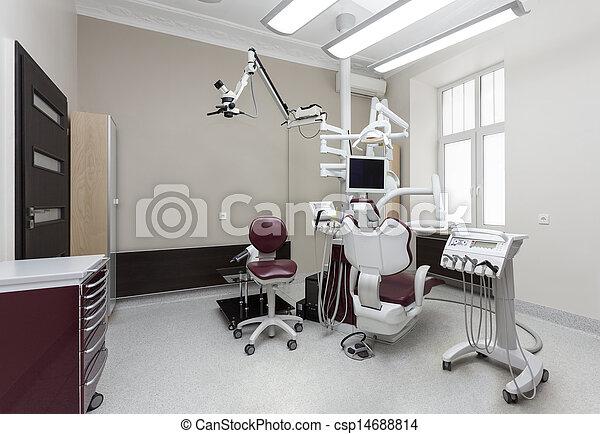 歯科医オフィス - csp14688814
