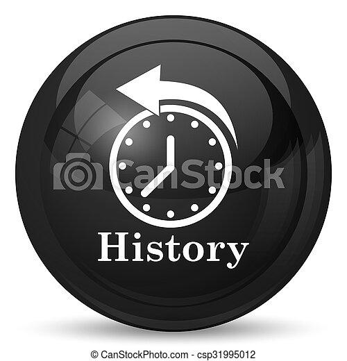 歴史, アイコン - csp31995012