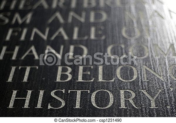 歴史 - csp1231490
