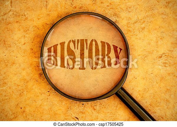 歴史 - csp17505425