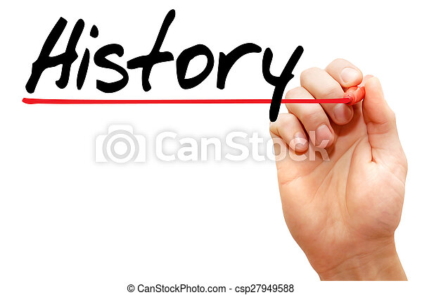 歴史 - csp27949588