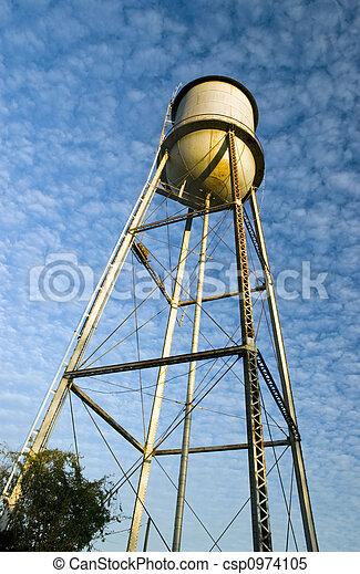 水タワー - csp0974105