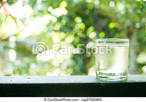 水 ガラス - csp27020804