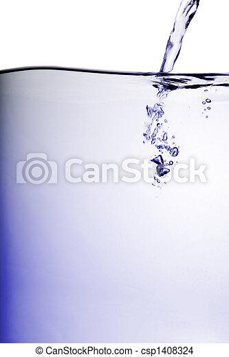 水, 涼しい - csp1408324