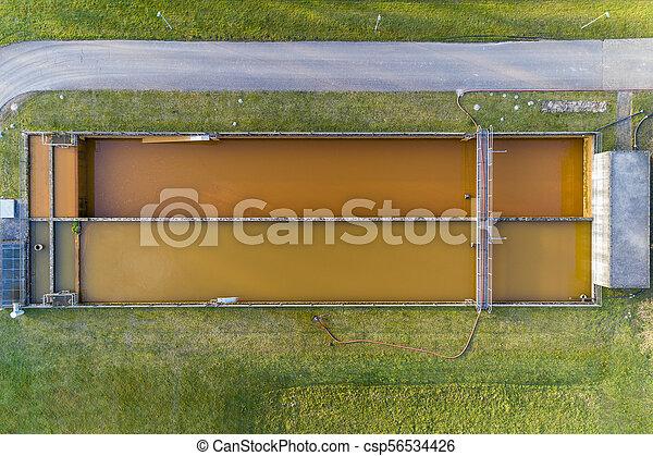 水, 清掃, ファシリティ - csp56534426