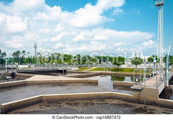 水, 清掃, ファシリティ - csp16887472