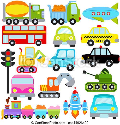 汽車, 車輛, 運輸, / - csp14926400