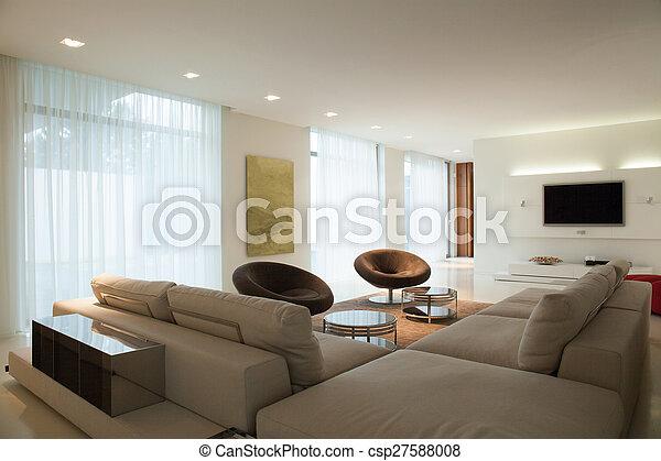 沙发, 巨大 - csp27588008