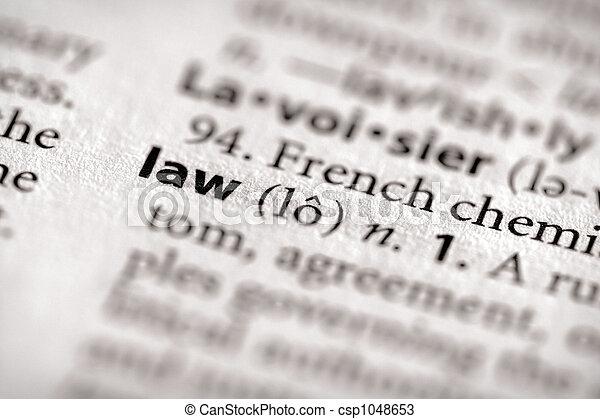 法律 - csp1048653