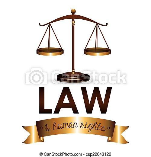 法律, デザイン - csp22643122