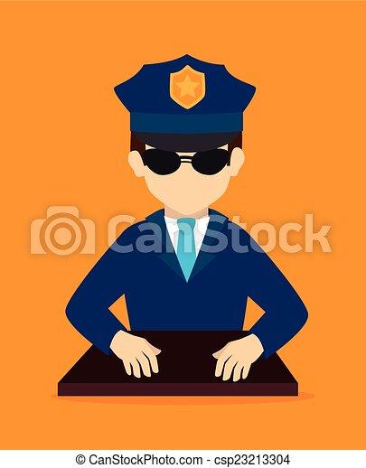 法律, デザイン - csp23213304