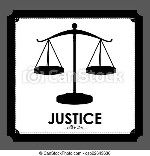 法律, デザイン - csp22643636