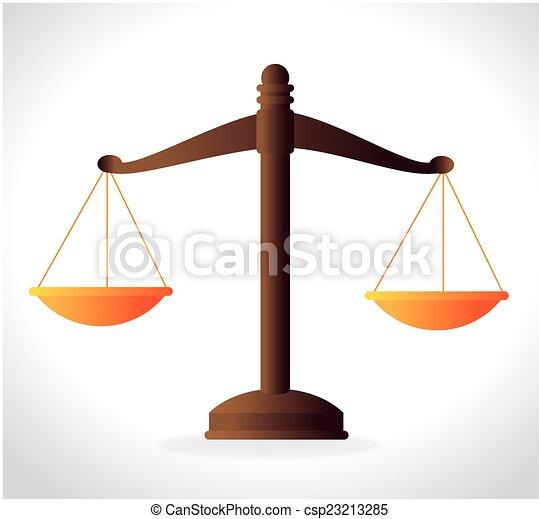 法律, デザイン - csp23213285
