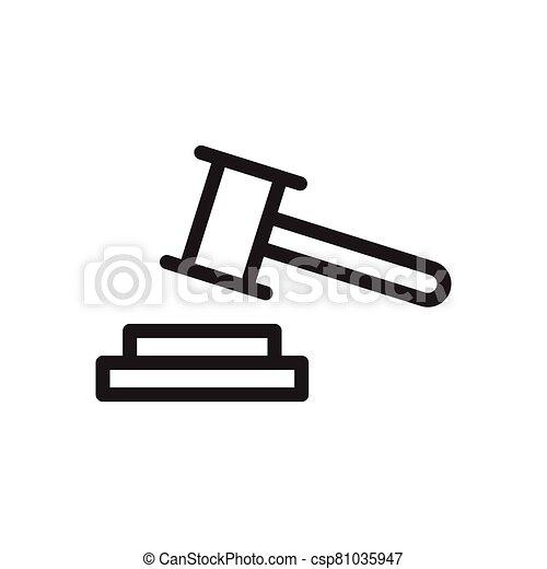 法律 - csp81035947