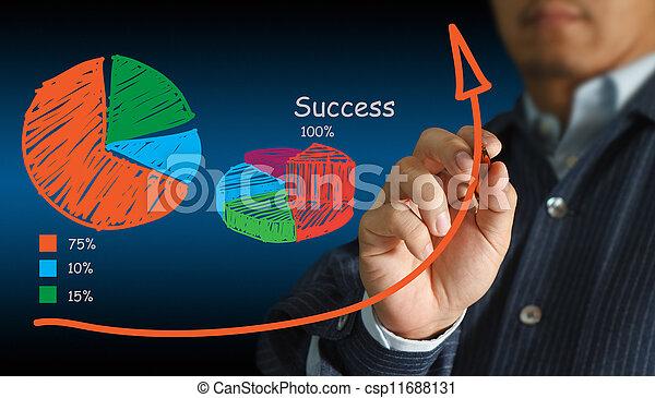 流行, 若い, ビジネスマン - csp11688131